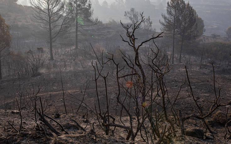Εκτός ελέγχου η πυρκαγιά στην Καταλονία