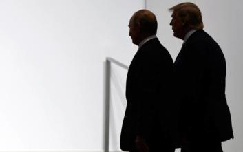 Έτοιμος ο Πούτιν για συνομιλίες με τις ΗΠΑ