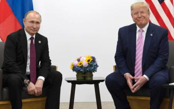 Τραμπ σε Πούτιν: Μην αναμιχθείτε στις εκλογές μας