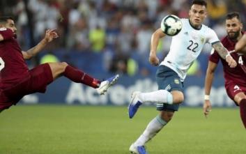 Κόπα Αμέρικα: Στους «4» η Αργεντινή, κέρδισε 2-0 τη Βενεζουέλα