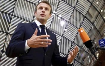 Μακρόν: Η G7 συμφώνησε σε δράσεις για την αποκλιμάκωση της έντασης με το Ιράν