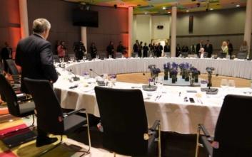 Ξεκίνησε η σύνοδος κορυφής της Ευρωπαϊκού Συμβουλίου στις Βρυξέλλες