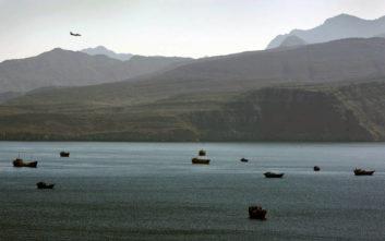 Συναγερμός στον Κόλπο του Ομάν: Βούλιαξε δεξαμενόπλοιο μετά την «επίθεση»