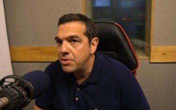 Αλέξης Τσίπρας: Στο ποδόσφαιρο ήμουν καλύτερος, το ίνδαλμά μου ήταν ο Σαραβάκος