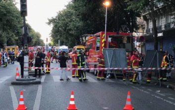 Τρεις νεκροί σε πυρκαγιά σε κτίριο στο Παρίσι