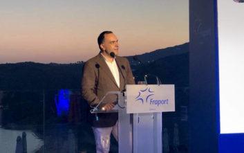 Fraport Greece: Ο δήμαρχος Μυκόνου στην παρουσίαση του αρχιτεκτονικού σχεδιασμού του αεροδρομίου του νησιού