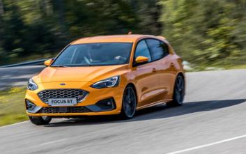 Οι κορυφαίες τεχνολογίες του νέου Ford Focus ST