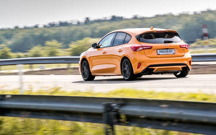 Οι κορυφαίες τεχνολογίες του νέου Ford Focus ST – Newsbeast