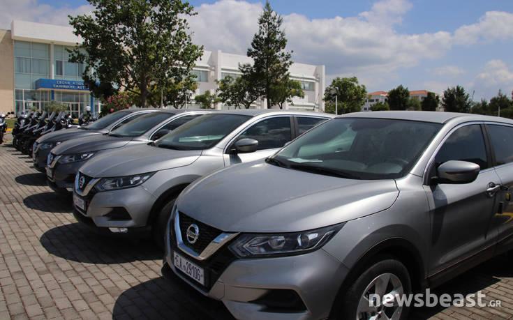 Τα νέα οχήματα και οι μοτοσικλέτες της ΕΛ.ΑΣ. – Newsbeast