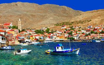 Το νησάκι στην άκρη του Αιγαίου που μοιάζει με πίνακα ζωγραφικής