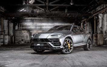 H ABT πήρε το τζιπ της Lamborghini και το έκανε supercar