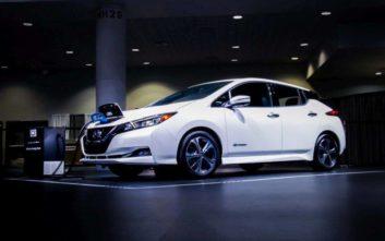 «Πρωταθλητές» οικονομίας στις Η.Π.Α. τέσσερα Nissan