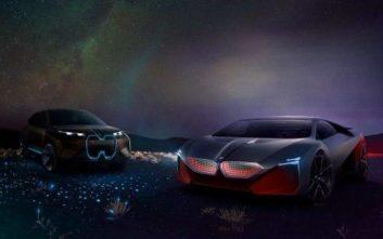 Οι μετακινήσεις του μέλλοντος από την BMW