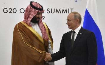 Η Ρωσία συμφώνησε με τη Σαουδική Αραβία για τη μείωση της παραγωγής πετρελαίου