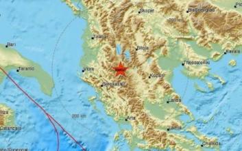 Ισχυρός σεισμός έγινε αισθητός σε Φλώρινα και Καστοριά
