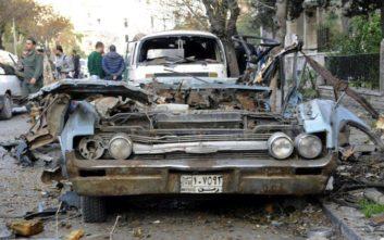 Τουλάχιστον 14 νεκροί σε έκρηξη αυτοκινήτου-βόμβας στη Συρία