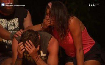 Survivor 3: Έφτασε στην πηγή αλλά νερό δεν ήπιε ο Παναγιώτης