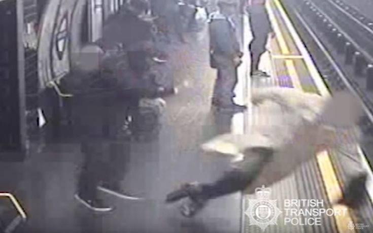 Ισόβια στον άνδρα που έσπρωξε έναν 91χρονο στις γραμμές του μετρό στο Λονδίνο