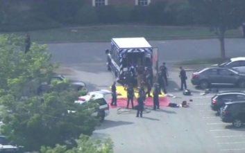 Τουλάχιστον 11 οι νεκροί από την επίθεση ενόπλου στη Βιρτζίνια