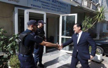 Άδωνις Γεωργιάδης: Την Αστυνομία μας εμείς την αγαπάμε