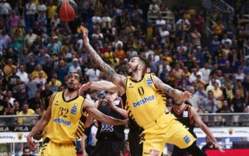 Basket League: Η ΑΕΚ φιλοξενεί το Περιστέρι Bίκos Cola για το Game 1 των μικρών τελικών