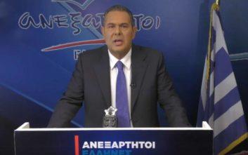 Εθνικές εκλογές 2019: Δεν κατεβαίνουν οι Ανεξάρτητοι Έλληνες
