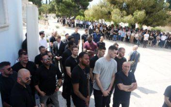 Σύσσωμος ο Παναθηναϊκός στο μνημόσυνο του Παύλου Γιαννακόπουλου