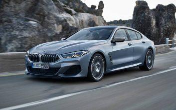 Ξεχωρίζει η νέα BMW Σειρά 8 Gran Coupe