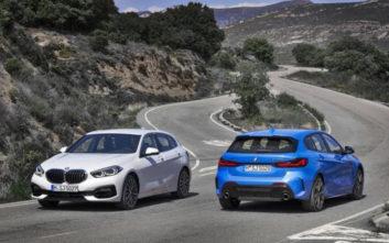 Η νέα BMW Σειρά 1