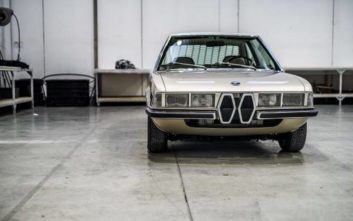 BMW Garmisch, το «χαμένο» πρωτότυπο του σχεδιαστή Marcello Gandini
