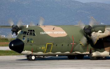 Πολεμική Αεροπορία: Εννέα ασθενείς μεταφέρθηκαν από τα νησιά του Αιγαίου
