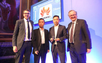 Το βραβείο για το «Best 5G Core Network Technology»απέσπασε η Huawei στο 5G World Summit