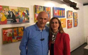 Η έκθεση ζωγραφικής «Pop art is here to stay» στο Grecotel Pallas Athena