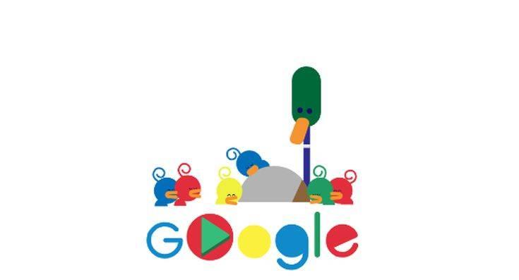 Γιορτή του Πατέρα: Το τρυφερό doodle της Google για τους μπαμπάδες