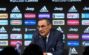 Σάρι: Η Γιουβέντους είναι η καλύτερη ομάδα στην Ιταλία