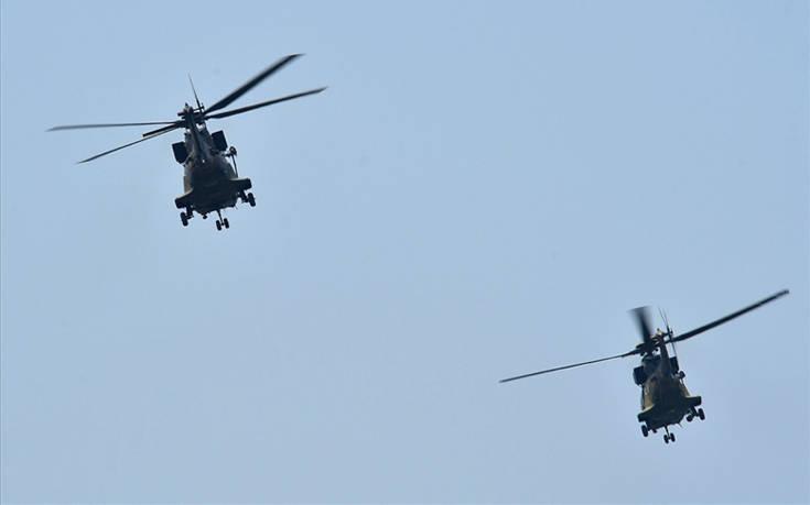 Το Πολεμικό Ναυτικό στέλνει μήνυμα ισχύος, «οργώνοντας» όλο το Αιγαίο