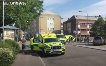 Έκρηξη στη Σουηδία: Τραυματίστηκαν 25 άνθρωποι, άγνωστη η αιτία