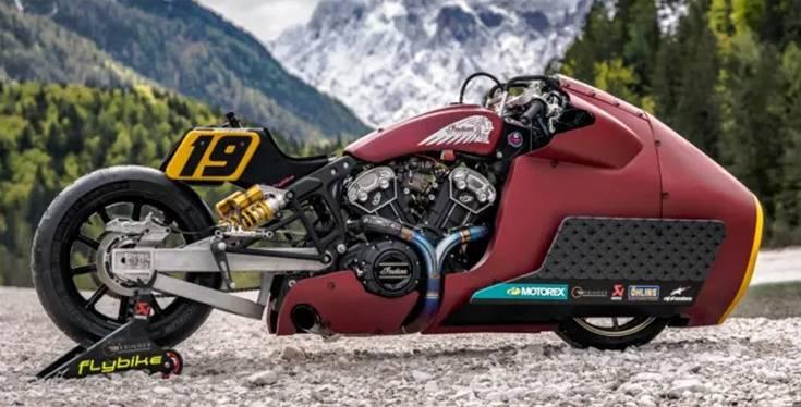 Η μοτοσικλέτα που θέλει να μοιάζει με… τζετ! – Newsbeast