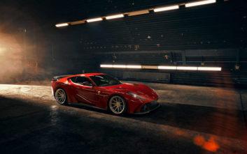 Να πώς γίνεται να κάνεις το «κτήνος» Ferrari 812 Superfast ακόμα πιο ακραίο