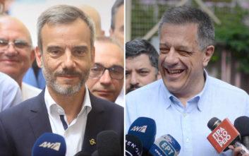 Exit poll για δήμο Θεσσαλονίκης: Η εκτίμηση για τη διαφορά Ζέρβα - Ταχιάου