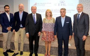 Τα προγράμματα επαγγελματικής εκπαίδευσης της Ecole hôtelière de Lausanne για πρώτη φορά από το Μητροπολιτικό Κολλέγιο