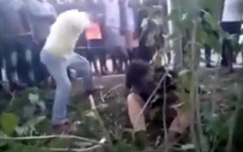 Έδεσαν μουσουλμάνο σε πάσαλο στην Ινδία, τον βασάνισαν και τον ξυλοκόπησαν μέχρι θανάτου