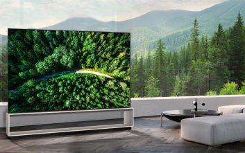 Οι πρώτες τηλεοράσεις 8K κυκλοφορούν στην αγορά!