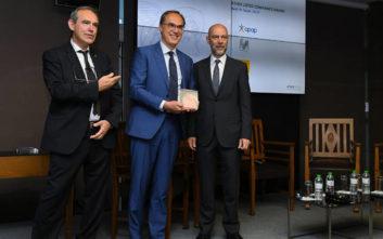 Κορυφαία διάκριση για την ομάδα Επενδυτικών Σχέσεων του ΟΠΑΠ