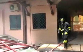 Έκρηξη με τραυματίες μικρά παιδιά σε πόλη κοντά στη Ρώμη
