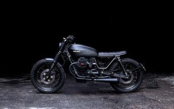 «Αν οι μοτοσικλέτες ήταν ζώα, θα ήταν σίγουρα μαύρα»