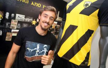 ΑΕΚ: Και επίσημα στα κιτρινόμαυρα ο Ζεράλδες