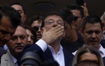 Εκλογές στην Κωνσταντινούπολη: Νίκη Ιμάμογλου, νέο χαστούκι για Ερντογάν