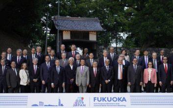 Το G20 διαπιστώνει το πρόβλημα στο εμπόριο αλλά δεν δεσμεύεται για δράση
