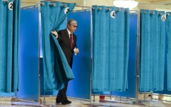 Ιστορικές προεδρικές εκλογές στο Καζακστάν